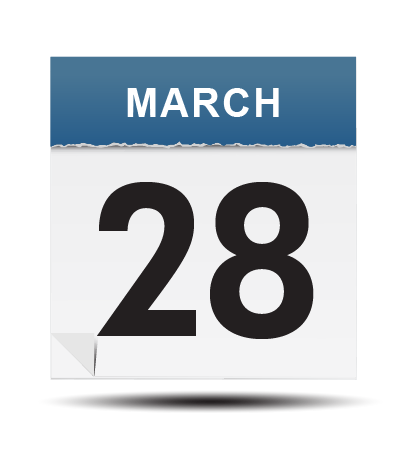 March-28